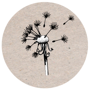 Pflanzenstempel von Unikato