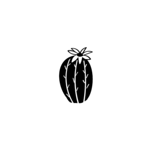 Motivstempel Kaktus zum Basteln